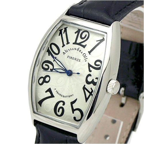 [アレサンドラオーラ]Alessandra Olla 腕時計 クォーツ式 AO-4550-1 メンズ