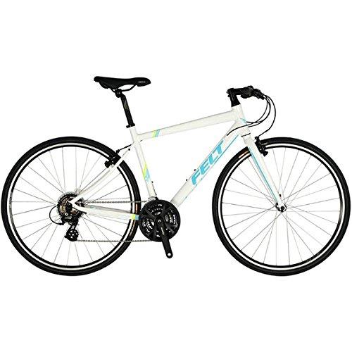 FELT(フェルト) クロスバイク VERZA SPEED 50 ホワイト 540mm