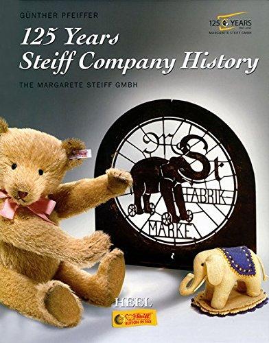 125 Years Steiff Company History: The Margaret Steiff Gmbh