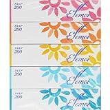 エルモア ティシュー 200W5P 1パック(5箱入)