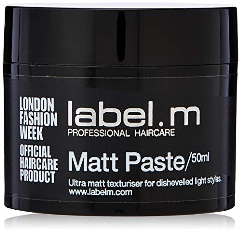 ショットメッセージたるみLabel.m Matt Paste 50ml