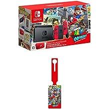 Nintendo Switch スーパーマリオ オデッセイセット+【Amazon.co.jp限定】オリジナルラゲッジタグ