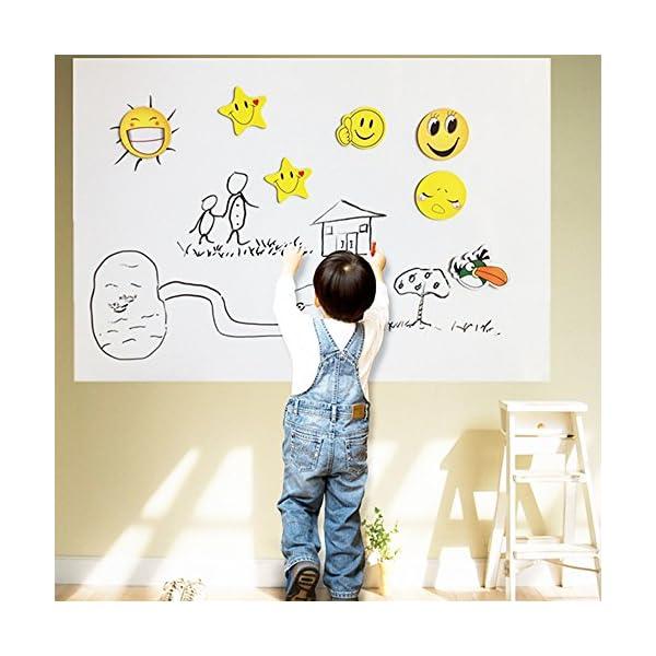Fohil ホワイトボード 壁に貼るウォール...の紹介画像10