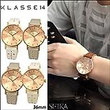 クラス14 KLASSE14 ミス ヴォラーレ 時計 腕時計 メンズ レディース レザー [並行輸入品]
