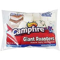 Campfire キャンプファイヤー ジャイアントマシュマロ 793g