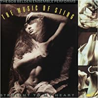 Straight To My Heart: The Music of Sting by Bob Belden Ensemble (1991-09-28)