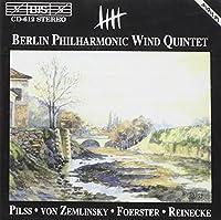 20世紀の木管アンサンブル [Import](Berlin Philharmonic Wind Quintet)