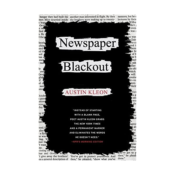 Newspaper Blackoutの紹介画像1