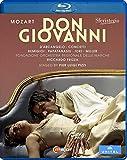 モーツァルト : 歌劇「ドン・ジョヴァンニ」 / ピエール・ルイジ・ピッツィ(演出) (W.A. Mozart:Don Giovanni / Stage by Pier Luigi Pizzi) [Blu-ray] [Import] [日本語帯・解説付]