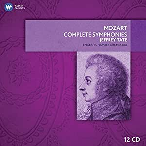 Jeffrey Tate - Mozart Complete Symphonies