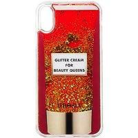 [アイフォリア]Amazon公式 正規品 iPhone X対応 Glitter Cream for iPhone X 14569
