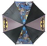 ◎ BATMAN バットマン 傘 カサ キッズ用 子供用 レイングッズ DC Comics DCコミック アメコミ