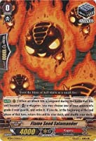 Cardfight 。Vanguard TCG–FlameシードSalamander ( eb09/ 035en )–Extraブースターパック9: Divine Dragon Progression