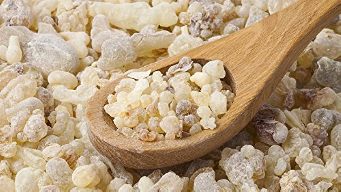 鉄アソシエイト複雑100%純オーガニック乳香樹脂/塊 8oz ーカーテリー(EarthWise Aromatics社製)