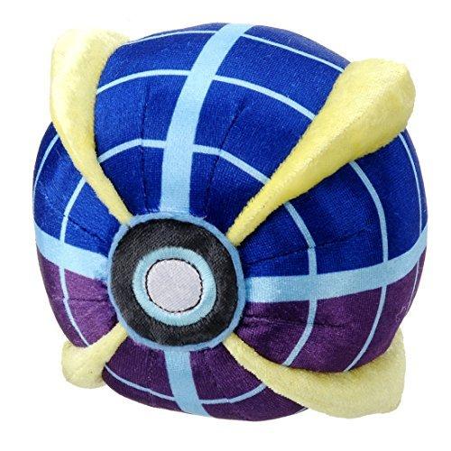 日本インポートPokemonソフトモンスターボールぬいぐるみウルトラボール直径11cm