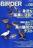 BIRDER (バーダー) 2010年 08月号 身近なタカに再注目/鳥の識別力テスト