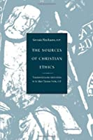 The Sources of Christian Ethics, 3rd Edition by Servais Pinckaers(1995-06-01)