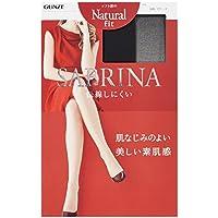(グンゼ) GUNZE SABRINA Naturalfit(サブリナ ナチュラルフィット) ストッキング〈同色3足組〉