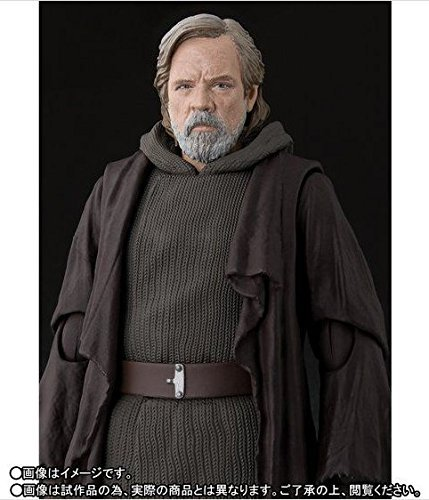 S.H.Figuarts Luke Skywalker (THE LAST JEDI) nouveau from  japan  sortie en vente