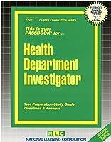 Health Department Investigator