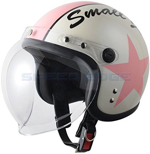 【レディース・キッズ】スモールジェットヘルメット バブルシー...