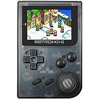 Whatsko ポータブルゲーム機 GBAレトロ懐かしポータブルゲーム機 MINI子供PSP