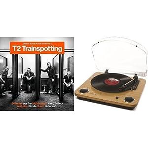 Ost: T2 Trainspotting [12 inch Analog]+Max LP レコードプレーヤーセット