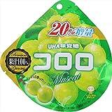 UHA味覚糖 コロロ マスカット 48g×6袋