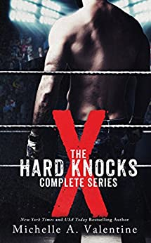 X: The Hard Knocks Complete Story by [Valentine, Michelle A.]