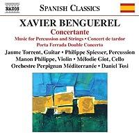 Benguerel: Musica Concertante (Musica Para Percusion Y Cuerdas) by Jaume Torrent (2011-06-28)