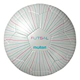 molten(モルテン)フットサル 4号球 一般用 フットサルボール ホワイト F9Y2512W ホワイト