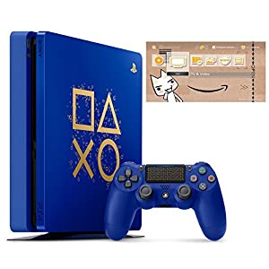 PlayStation 4 Days of Play Limited Edition【Amazon.co.jp限定】オリジナルカスタムテーマ配信