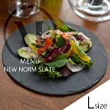 New Norm Slate スレートLサイズ menu メニュー Norm ノーム
