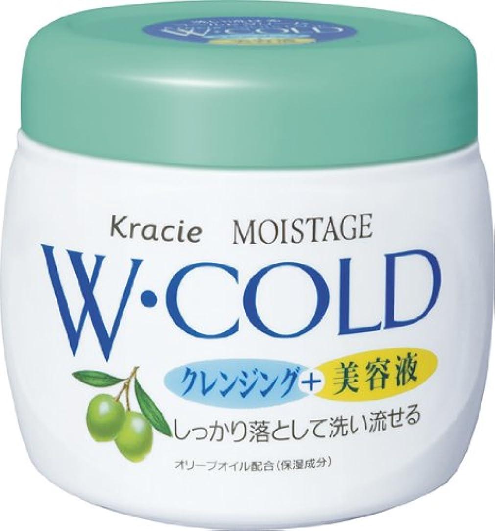 ハブブ生産性お酢モイスタージュ Wコールドクリーム 270g