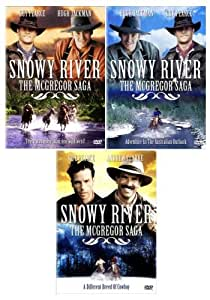 Snowy River 3 Pack [DVD] [Import]