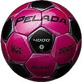 molten(モルテン) ペレーダ4000 [ Pelada4000 ] EXCELLENT DURABILITY F5P4000-PK マジェンタピンク+黒 5号球