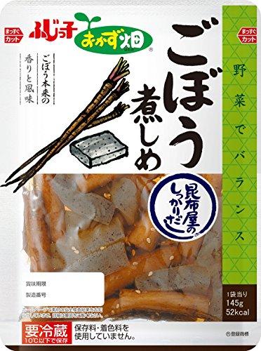 [冷蔵] おかず畑 ごぼう煮しめ 145g フジッコ 3517