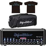 【専用バッグ+Tシャツ付】Hughes & Kettner ヒュース&ケトナー HUK-BS200/WBAG Black Spirit 200 + HUK-BS200/BAG ギターアンプヘッド