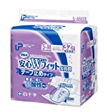 P.Uサルバ 安心Wフィット 弱酸性 S-Mサイズ 32枚入×2袋 (大人用紙おむつ テープ式)