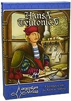 Hansa Teutonica Board Game by Passport Game Studios