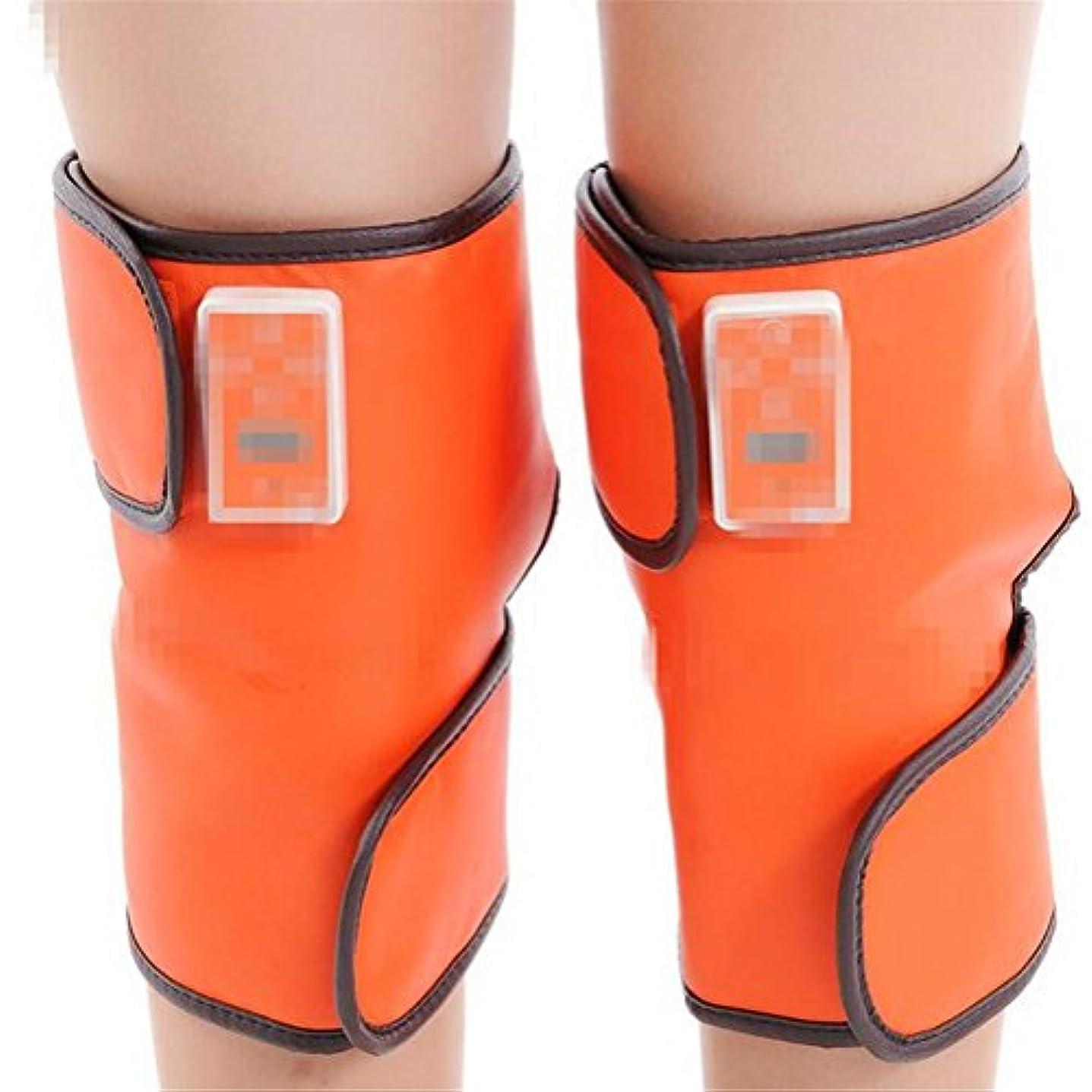 サリー解任後ろにエレジーンス-Z電気膝パッド遠赤外線老膝膝パッド健康療法救済装置クリスマスハイエンドギフト