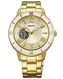 オリエント 自動巻き レディース 腕時計 SDB0B003S0 ホワイトシルバー [並行輸入品]