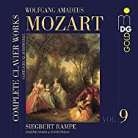 Complete Clavier Works 9 by W.A. Mozart (2009-03-10)