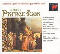 Borodin;Prince Igor