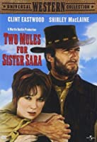 Two Mules for Sister Sara [DVD] [Import]