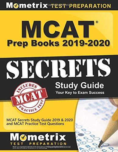 Download MCAT Prep Books 2019-2020: MCAT Secrets Study Guide 2019 & 2020 and MCAT Practice Test Questions 151671010X