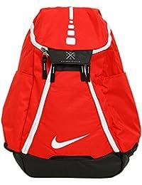 (ナイキ) Nike バックパック デイパック Bag Hoop Elite MaxAir BP Blk/Wht BCKPK バスケットボール