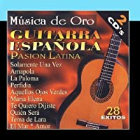 Guitarra Espa?ola - Pasion Latina (Spanish Guitar - Latin Passion) by Various Artists