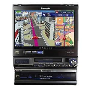 パナソニック 7V型ワイドVGAインダッシュTV/MD AVシステムDVD /CD内蔵HDDカーナビステーション CN-HDS955MD