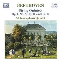 Beethoven: String Quintets Op. 1, No. 2, Op. 11 and Op. 17 (2003-07-15)